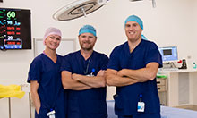 Operating Theatres Staff