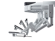 da vinci xi surgical arms