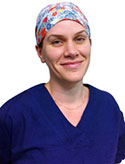 Wollongong Private Hospital specialist Elizabeth Dally